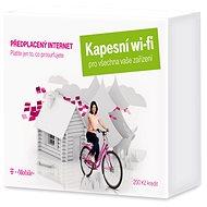 TWIST Online WiFi Internet s kreditem 200 Kč - Mobilní internet
