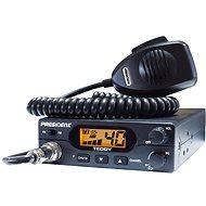 President TEDDY ASC CB radiostanice - radiostanice