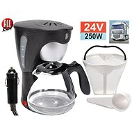 ALLRIDE 24V coffee machine with 6 cups - Travel Coffee Maker