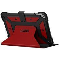 """UAG Metropolis Red iPad 10.2"""" 2021/2020/2019 - Pouzdro na tablet"""