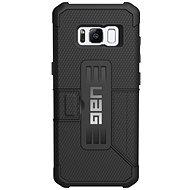 UAG Metropolis Black Samsung Galaxy S8 - Ochranný kryt