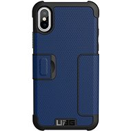 UAG Metropolis case Cobalt, blue - iPhone XS/X - Kryt na mobil