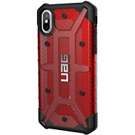 UAG plasma case Magma, red - iPhone XS/X
