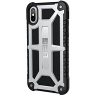 UAG Monarch case, platinum - iPhone XS/X - Kryt na mobil