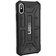 UAG pathfinder case Black, black - iPhone XS/X - Ochranný kryt