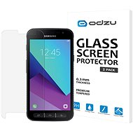 Odzu Glass Screen Protector 2pcs Samsung Galaxy Xcover 4 - Ochranné sklo