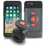 TigraSport FitClic Motorcycle Kit iPhone 6s Plus/7 Plus/8 Plus - Sada