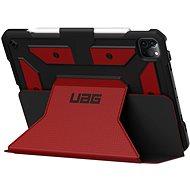 """UAG Metropolis Red iPad Pro 12.9"""" 2020 - Pouzdro na tablet"""
