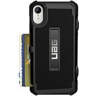 UAG Trooper Case Black iPhone XR - Kryt na mobil