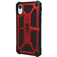 UAG Monarch Case Crimson Red iPhone XR - Kryt na mobil