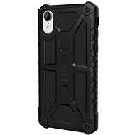 UAG Monarch Case Black Matte iPhone XR - Kryt na mobil