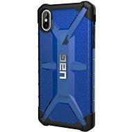 UAG Plasma Case Cobalt Blue iPhone XS Max - Ochranný kryt