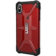 UAG Plasma Case Magma Red iPhone XS Max - Kryt na mobil