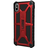 UAG Monarch Case Crimson Red iPhone XS Max - Kryt na mobil