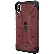 UAG Pathfinder Case Carmine Red iPhone XS Max - Kryt na mobil