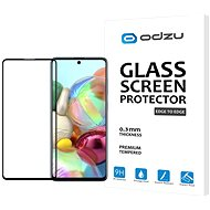 Odzu Glass Screen Protector E2E Samsung Galaxy A71 - Glass protector