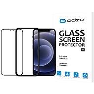 Odzu Glass Screen Protector Kit iPhone 12 Mini - Ochranné sklo