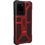 UAG Monarch Red Samsung Galaxy S20 Ultra - Kryt na mobil