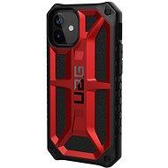 UAG Monarch Crimson iPhone 12 Mini - Kryt na mobil