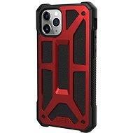 UAG Monarch Crimson Red iPhone 11 Pro - Kryt na mobil