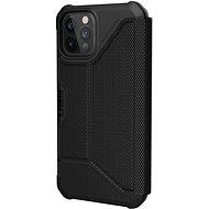 UAG Metropolis FIBR Black iPhone 12/iPhone 12 Pro
