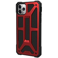 UAG Monarch Crimson Red iPhone 11 Pro Max - Kryt na mobil