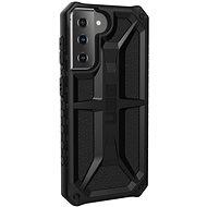 UAG Monarch Black Samsung Galaxy S21 - Kryt na mobil