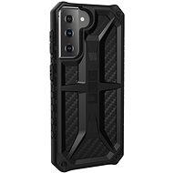 UAG Monarch Carbon Samsung Galaxy S21 - Kryt na mobil