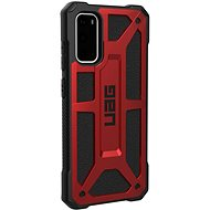 UAG Monarch Red Samsung Galaxy S20 - Kryt na mobil