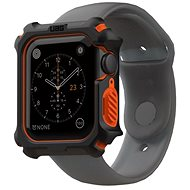 UAG Watch Case Black/Orange Apple Watch 6/SE/5/4 44mm - Ochranný kryt