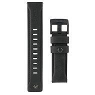 UAG Leather Strap Black Samsung Galaxy Watch 46mm - Řemínek
