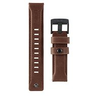 UAG Leather Strap Brown Samsung Galaxy Watch 42mm - Řemínek