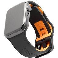 UAG Civilian Strap Black/Orange Apple Watch 6/SE/5/4/3/2/1 44/42mm - Řemínek