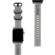 UAG Nato Strap Grey Apple Watch 44/42mm