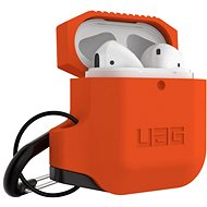 UAG Silicone Case Orange/Grey AirPods