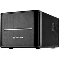 SilverStone CS280 černá - Počítačová skříň