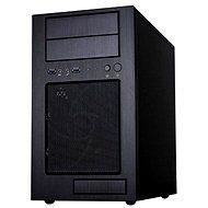 SilverStone TJ-08-E Temjin černá - Počítačová skříň