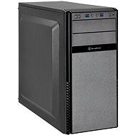 SilverStone PS11B-Q Precision černá - Počítačová skříň