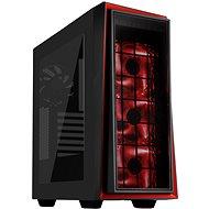 SilverStone Redline RL06BR-PRO černo-červená - Počítačová skříň