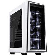 SilverStone Redline RL06WS-PRO bílo-černá - Počítačová skříň