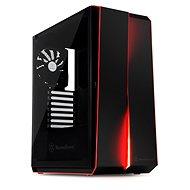 SilverStone Redline RL07B-G černá - Počítačová skříň