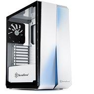 SilverStone Redline RL07B-G bílá - Počítačová skříň