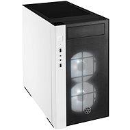 SilverStone Redline RL08 RGB bílá - Počítačová skříň