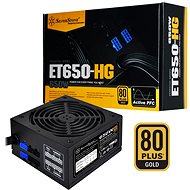 SilverStone Essential Gold ET650-HG 650W - PC Power Supply