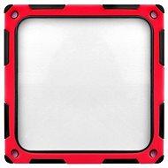 SilverStone FF124-E s magnetem 120mm červený - Prachový filtr