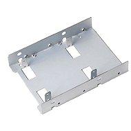 "SilverStone SDP08-Lite pro 2x 2.5"" HDD - Rámeček"