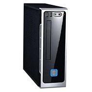 Eurocase mini-ITX Wi-05 černo-stříbrná - Počítačová skříň