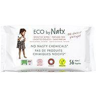 NATY Sensitive (56 ks) - Eco Wet Napkins