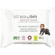 NATY Sensitive (20 pcs) - Eco Wet Napkins