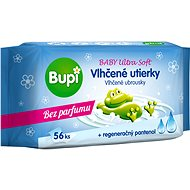 BUPI Baby Ultrasoft 56pcs - Baby wet wipes